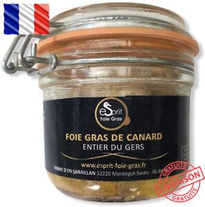 Foie Gras Canard Entier Gers 2 A 3 Personnes Médaillé Concours Agricole Paris