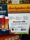 Grapefruit IPA by Brewers Best, 5 Gallon Beer Ingerdient Kit, Home Brewing