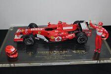 1:18 Schumacher Ferrari 248F1 Farewell GP Brasilien mit Barcode