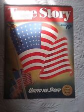 True Story Magazine - August 1942 - United We Stand