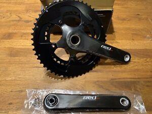 Sram Red Etap Carbon Chainset GXP Crankset 52/36 172.5mm 110BCD