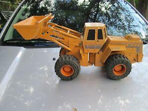 Ertl Front loader  Case W30 Diecast 1/16 scale used toy vintage