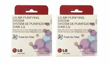 LG LT120F ADQ73214404 Fresh Air Replacement Refrigerator Air Filter 2 Pack