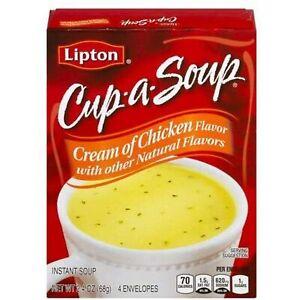 Lipton Cream of Chicken Instant Soup Mix *SALE*