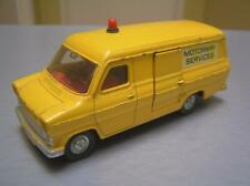 Dinky Toys 416 Ford Transit Van Motorway Services made in England