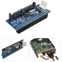 CW_Desktop Computer 3.5inch IDE to SATA Adapter Optical Drive HDD Converter Card