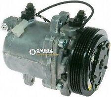 AC A/C Compressor Fits: 1999 - 2002 Suzuki Esteem L4 1.8L / 96 - 98 Sidekick 1.8