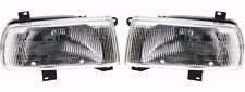 1993 - 1998 VOLKSWAGN JETA HEADLIGHT HEADLAMP HEAD LIGHT LAMP RIGHT & LEFT
