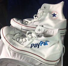 CONVERSE All Star PayPal Branded Chuck Taylor Basketball Tennis Shoes 10 1/2 M