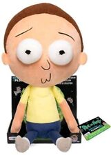 """RICK & MORTY - Morty 16"""" Plushies XL Plush with Tray (Funko) #NEW"""