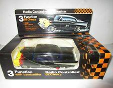 """jouet vintage CHEVROLET 57 """"barris'  radio commandé  20 CM"""