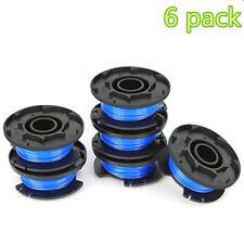Ryobi One+ AC14RL3A  .065 Line and Spool for Ryobi 18/24/40V Trimmer, 6 Pack