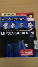 Les Inrockuptibles 520 - Xavier Beauvois / Hou Hsiao-Hsien / Dossier banlieues