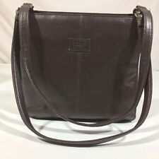 Relic Brand Leathers Handbag Brown Pebbled Purse Shoulder Bag Satchel