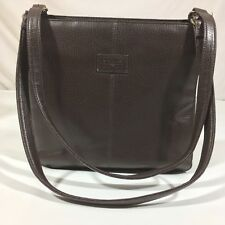 288a9ebc275c Relic Brand Leathers Brown Pebbled Leather Purse Handbag Shoulder Bag  Satchel