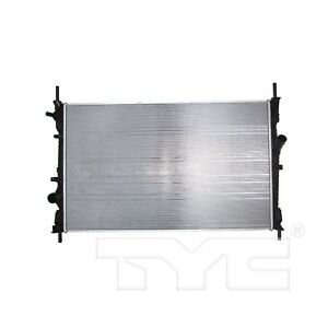 For Ford Transit 150 350 HD 2015-2017 Engine Cooling Radiator TYC 13454