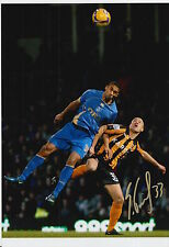 Hull City firmada a mano Stelios giannakopoulos 12x8 Foto.