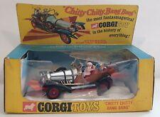 CARS : CHITTY CHITTY BANG BANG DIE CAST MODEL MADE BY CORGI IN 1967 (DRMP)