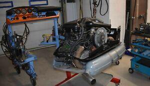 Porsche 1969 911E Engine 911/09 2.0 liter #6292050 MFI Motor Ex Paul Newman WOW