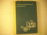 The New Good Housekeeping Cookbook Dorothy B. Marsh 1963 GC 91-1C