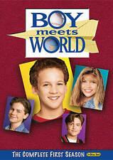 NEW - Boy Meets World: Season 1