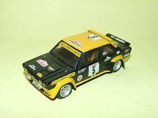 FIAT 131 RALLYE TOUR DE CORSE 1977 DARNICHE RACING 43 Sans Boite 1:43 kit défaut