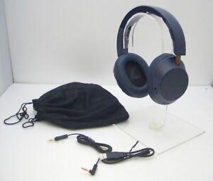 Plantronics BackBeat GO 810 Bluetooth Wireless Headphones in Blue new one no box