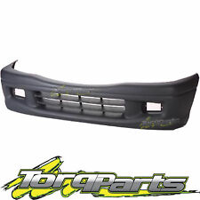 FRONT BAR COVER SUIT TF RODEO HOLDEN 98-03 ONE PIECE BUMPER