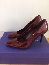 Stuart Weitzman X Russel & Bromley Plunge Heels