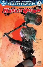 HARLEY QUINN #1 (2016) Mikel Janin Variant Cover DC Comics Rebirth Batman