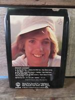 SHAUN CASSIDY Self Titled (8-Track Tape)