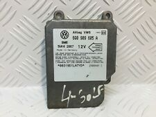 #3008_VW GOLF 4 AIRBAG CONTROL module ECU / 6Q0909605A
