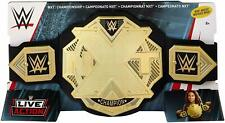WWE NXT Championship Belt 100% Brand New