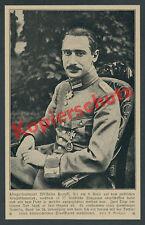 Mocsigay Lt. Wilhelm Frankl Pilot Jasta 4 Fliegertruppe Orden PLM Hamburg 1918