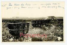 1920s RPPC Postcard China Temple of Heaven Worship Kettles Peking Peiping