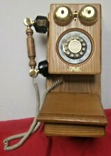 Lx3022 Wall Mounted Push Button Vintage Tt Systems Country Store Telephone