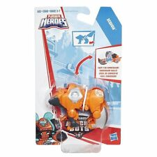 Playskool Héroes Transformers Rescue Bots Figura Mini-con Sequoia