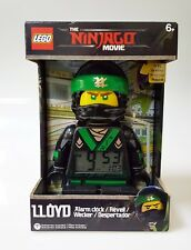 LEGO Ninjago Movie Lloyd Minifigure Wecker von Clicktime