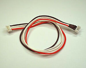 Pichler PCC2086 Extension Câble Capteur Lipo DSE 6S 22,2 V Modélisme