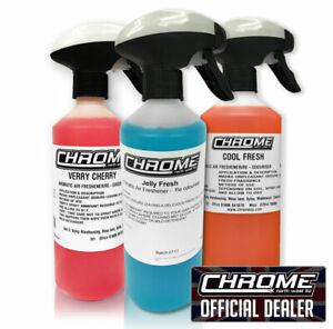Chrome (NW) - Fresh pack. 3 for £16.99 FREE P&P - The CB Shack @ Lymm services