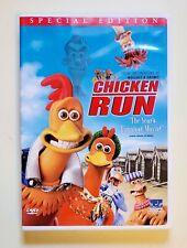 Chicken Run Dvd Special Edition Widescreen Family Comedy G 2000 Free Shipping