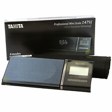 Tanita Professional 1479J Scale 200g x 0.01g - Premium Digital Pocket Scales