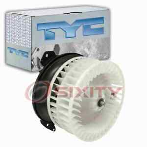 TYC Front HVAC Blower Motor for 1996-2000 Chrysler Town & Country Heating pf