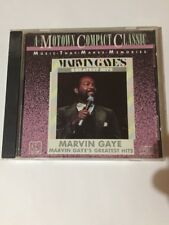 Marvin Gaye's Greatest Hits by Marvin Gaye (CD, Apr-2009, Motown)
