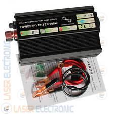 Inverter ad Onda Modificata 500W 600W per apparecchi 220V Ingresso Batteria 12V