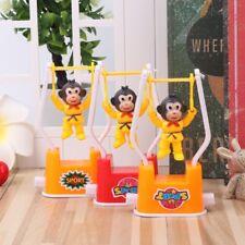 1PC Novelty Wind Up Monkey Animal Artistic Gymnastics Toy Cartoon Toy Kids Toy