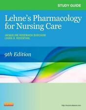 Lehne's Pharmacology Test Bank in PDF