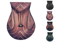 Epic Armoury Elfen-Ledertasche Tasche Gürteltasche Hüfttasche 20x16x6cm