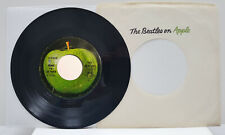 The Beatles - EXREMELY RARE Apple (Canada) Come Together/Something Wrong Labels!