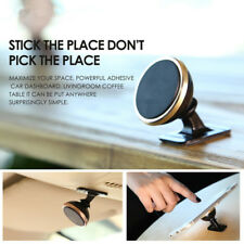 360 Degree Rotation Phone Car Holder Magnet Mount Stand For iPhone 5 6 7 Samsung